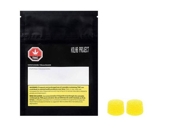 Kolab Softchews Lemon Lavender 2pk