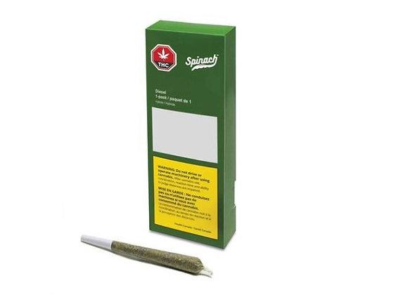 Spinach Diesel 1g