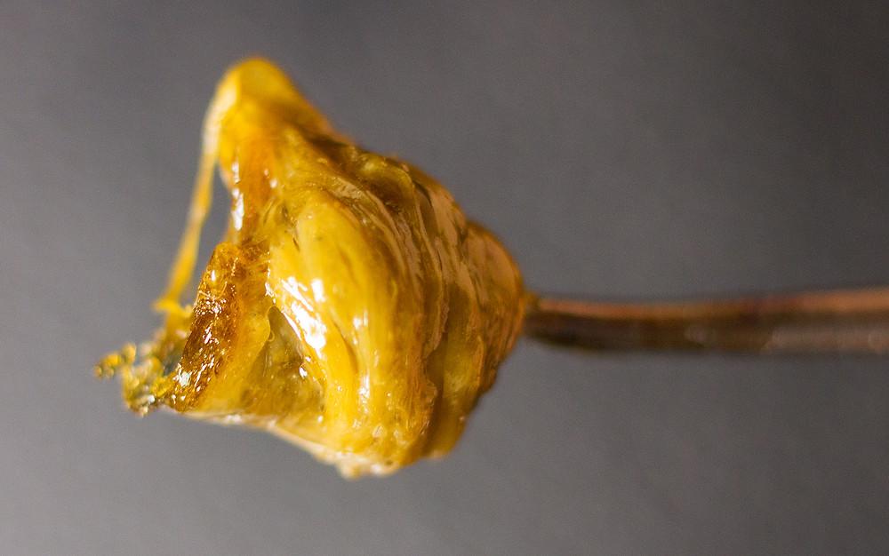 Cannabis Rosin Blob