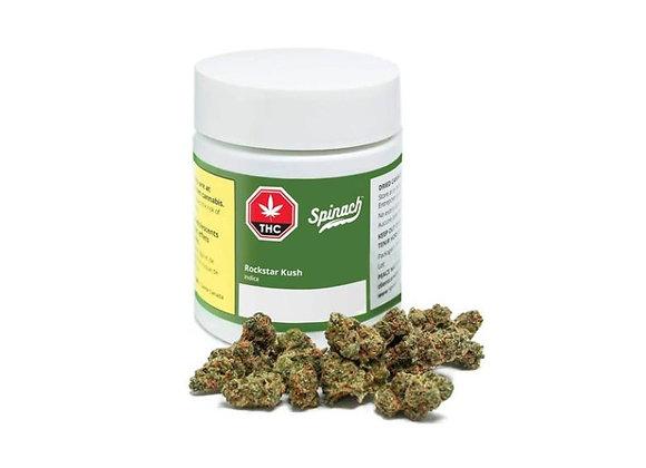 Spinach Rockstar Kush 3.5g