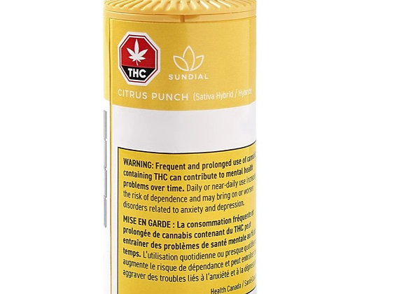 Sundial Lift Citrus Punch 510 0.5g