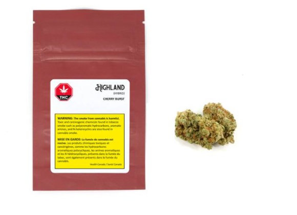 Highland Grow Cherry Burst 3.5g