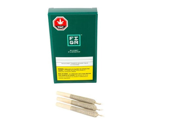 FIGR #14 3x 0.5g Joints