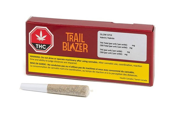 Trailblazer Glow Stix 0.5g Joint