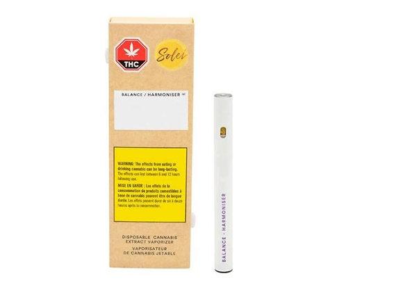 Solei Balance 0.25g Disposable