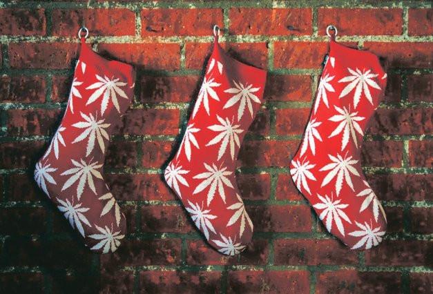 Cannabis Stockings