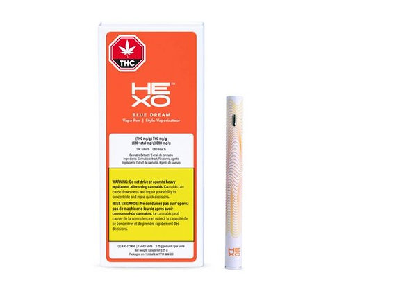 Hexo Blue Dream 0.25g Disposable
