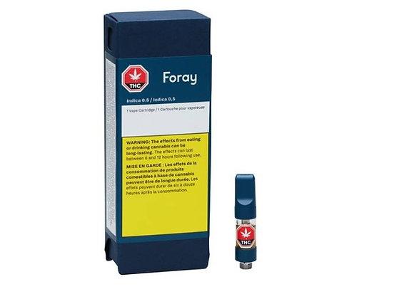 Foray Blackberry Cream 510