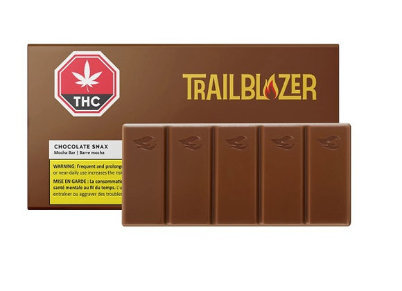 Trailblazer Snax Mocha Milk Chocolate 42g