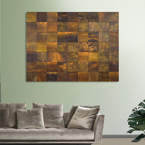 Wall Decoration / Composition Scène