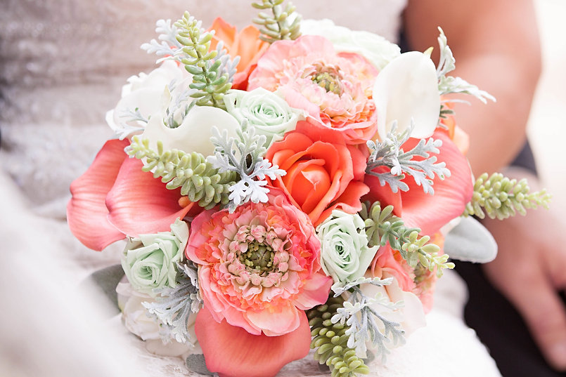 Real touch bouquets Canada
