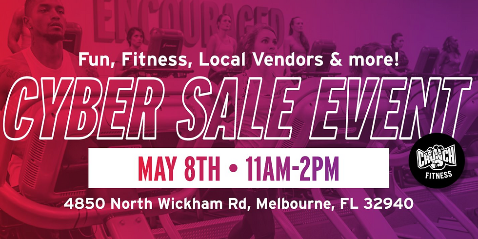 Crunch Fitness-Wickham Founders Day Block Party