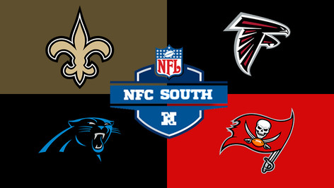 The crazy NFC South
