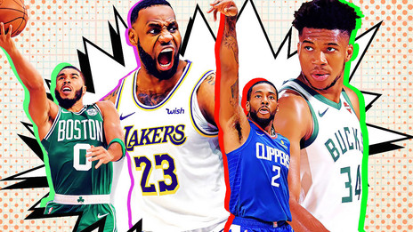 Early Impressions of the 2020-2021 NBA Season