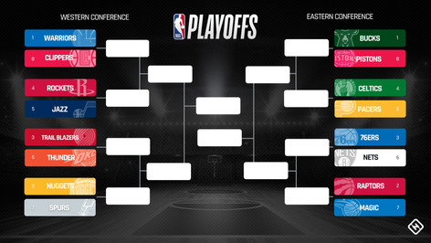 A look at the first round of the NBA Playoffs