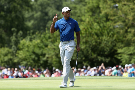 The importance of Tiger Woods to golf