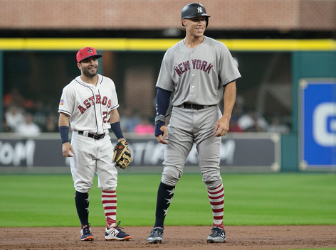 MLB All Star Position Comparisons