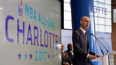 The NBA All Star Lame