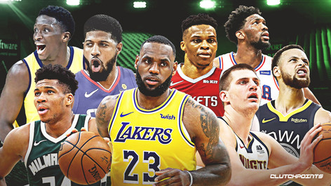 Hello Again! 2019-2020 NBA Season Preview