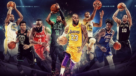 A Midseason Review of the NBA