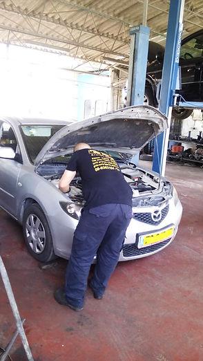 טיפול במנוע