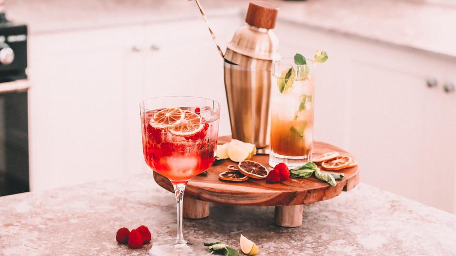 Cocktails with Bormioli