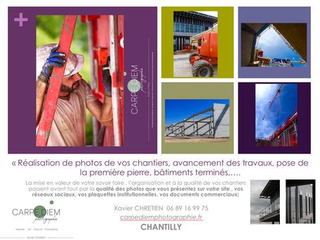 POUR VOUS, PROFESSIONNELS DE LA CONSTRUCTION , DU BTP