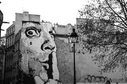 WALL IN PARIS