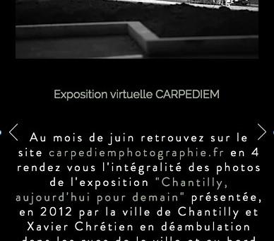 Découvrez la deuxième partie (2/4) de l'exposition sur mon  site carpediemphotographie.fr