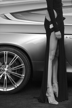 THE LEG AND THE CAR