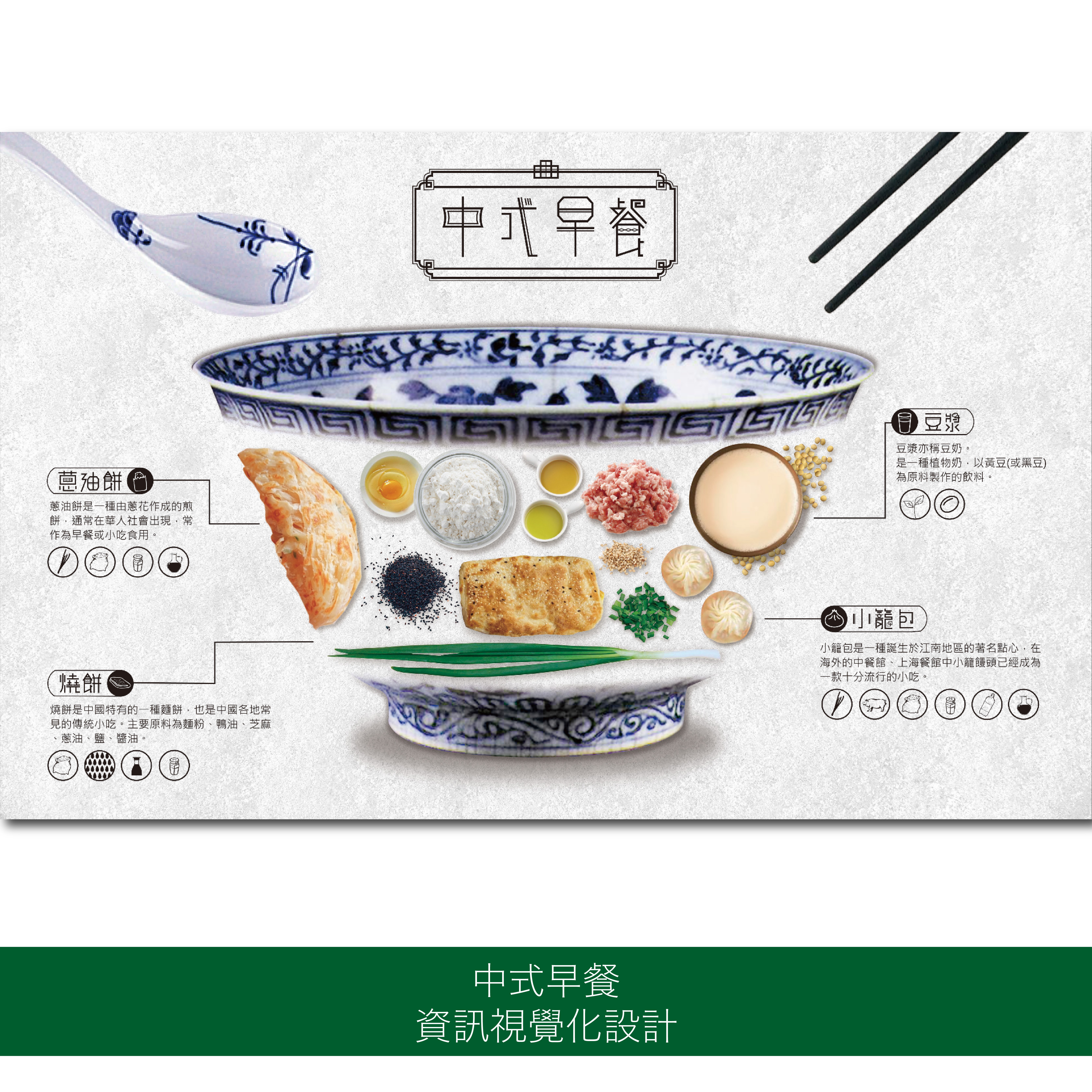 中式早餐資訊圖像化-ImPossible