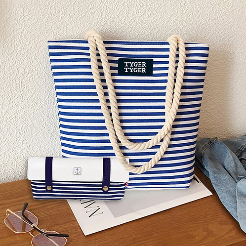 Ready or Knot Weekend Tote Set