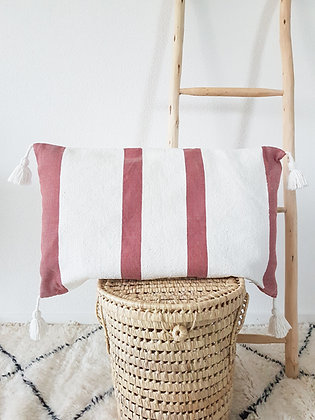Coussin Issan terracotta