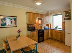 DCU kitchen