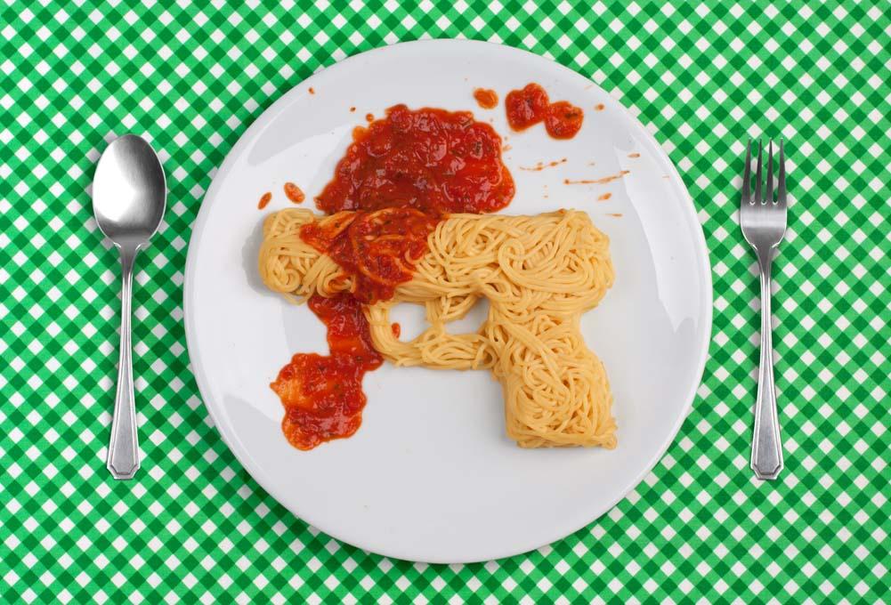 Mafiaspaghetti © Martin Roller