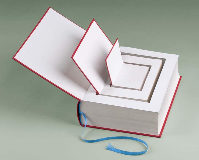 Bücherbuch © Martin Roller