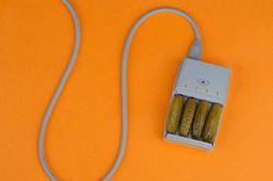 Elektrogurken © Martin Roller