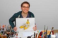 Martin Roller Portrait