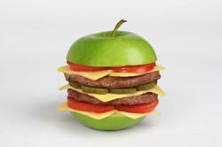 Apfelburger © Martin Roller