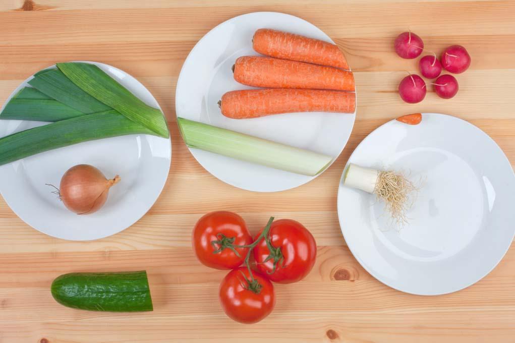 Gemüseauflauf © Martin Roller