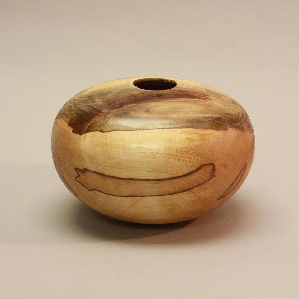 Ambrosia maple hollow form