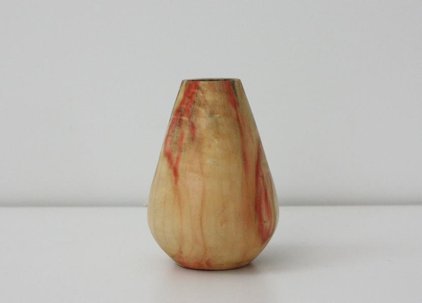 Small box elder vase