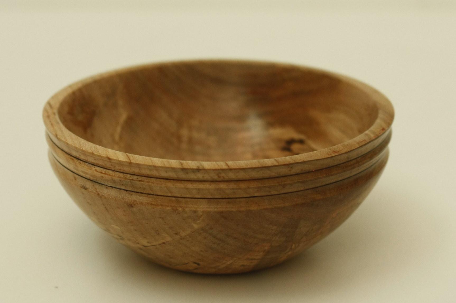 Beaded ash bowl
