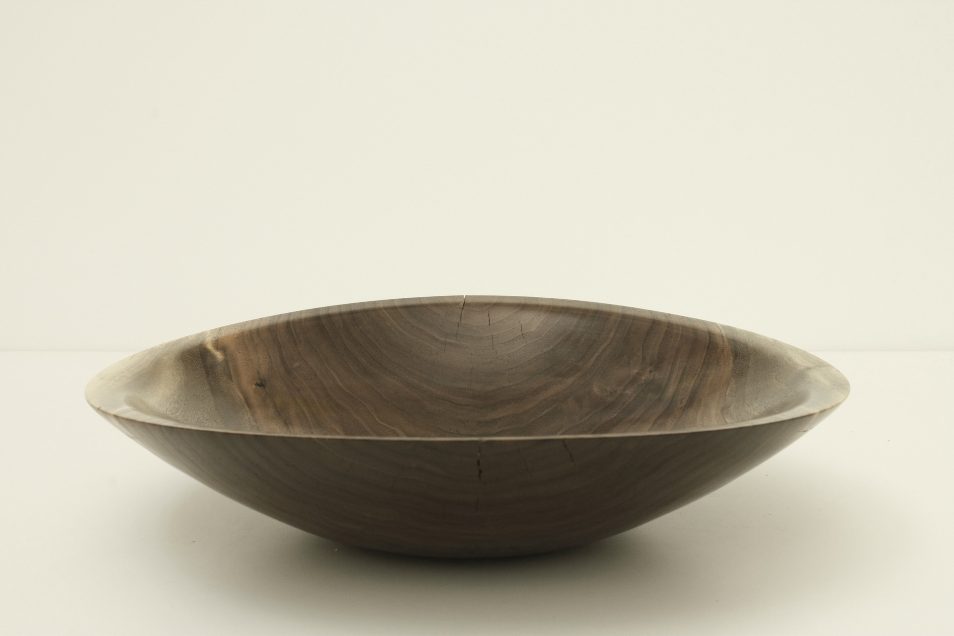 Walnut bowl