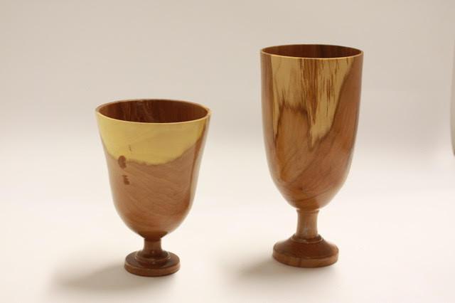 Apple goblets