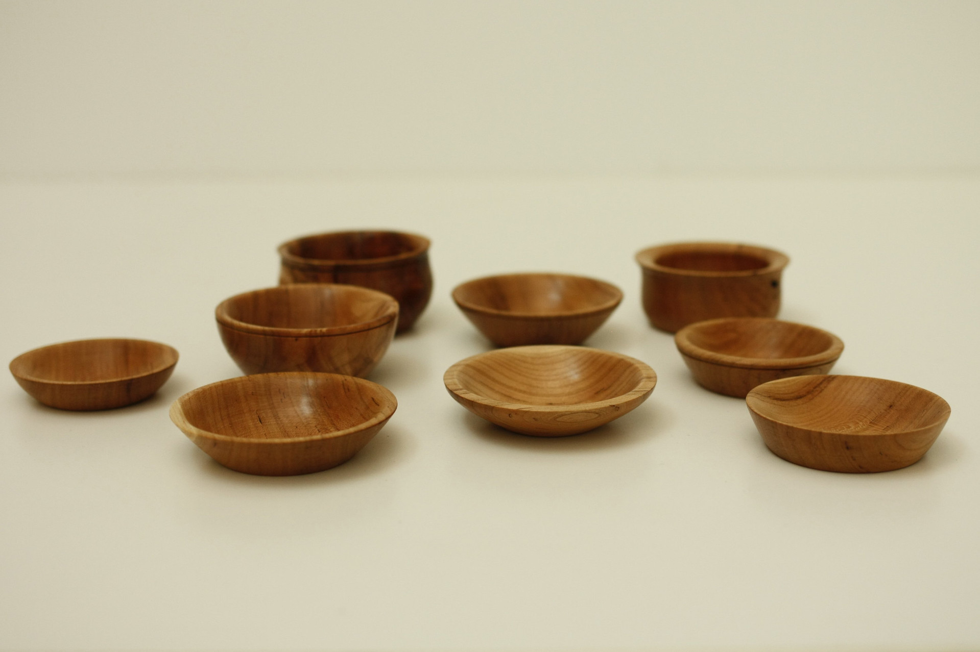 Small cherry bowls