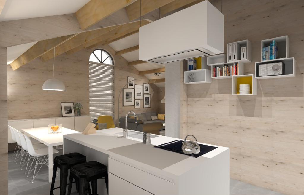 ontwerp woonruimte