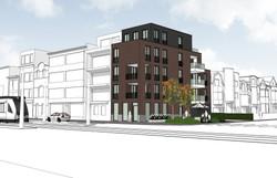 3D-Beeld appartementen