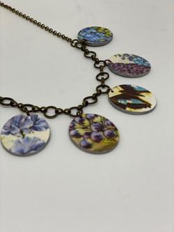 Jill Main Flora & Fauna Necklace