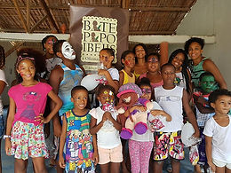 Bate-Papo Ibejis - Oficinas Criativas